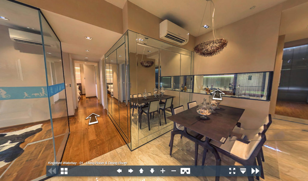 make a virtual tour for client on your website
