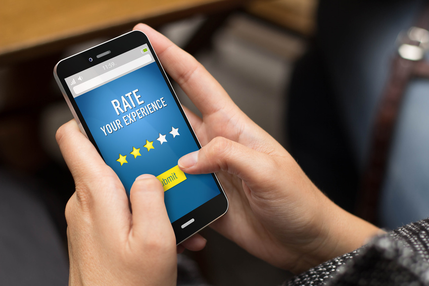How the reviews affect to estate agents